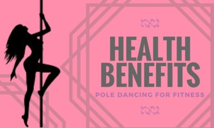 Health Benefits Of Pole Dancing