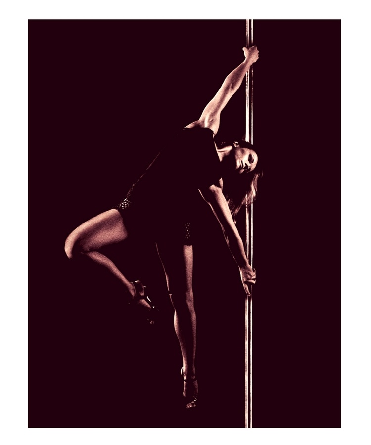 What does pole dancing do to you body