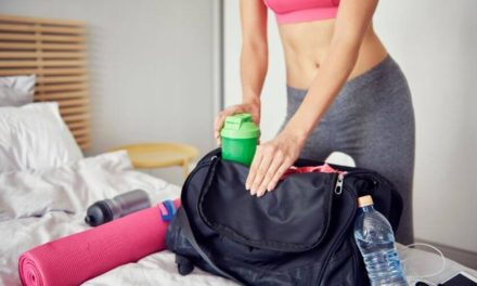 Essentials For A Pole Dancer's Gym Bag