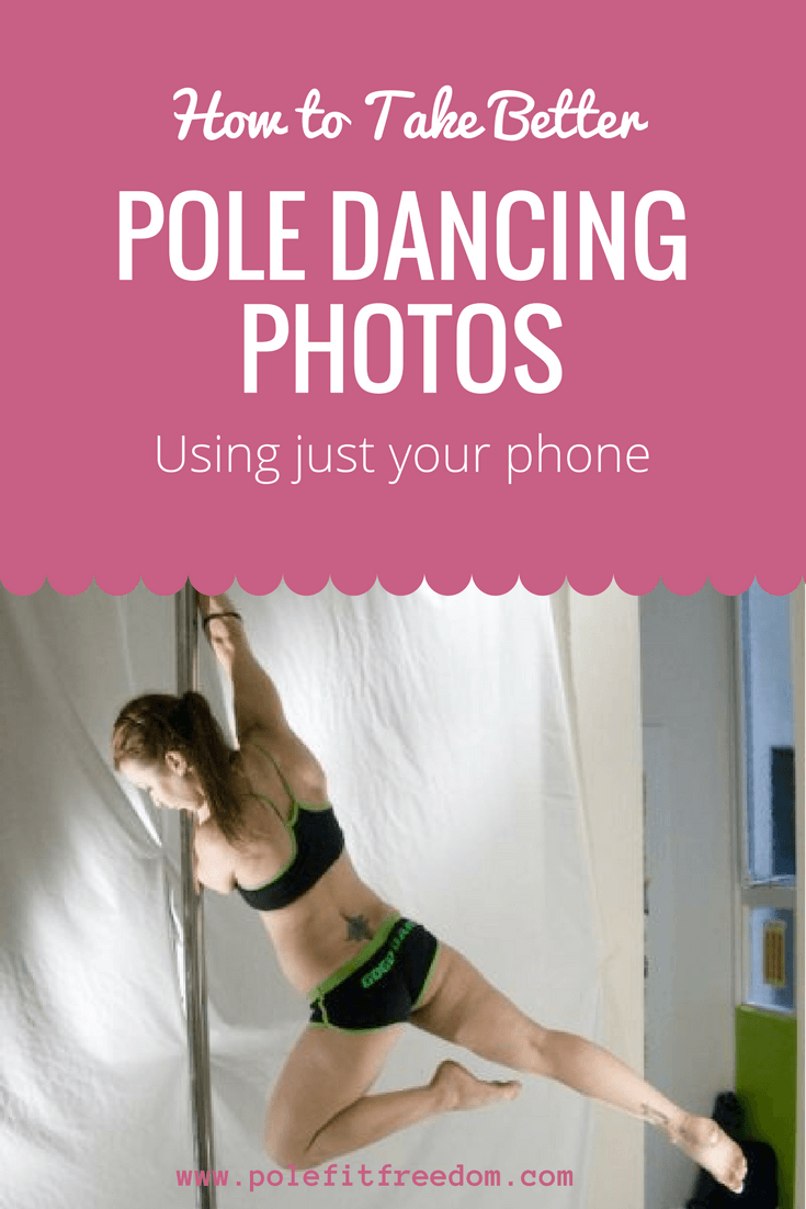 Pole dancing fitness: Hot to take better pole dancing photos pin