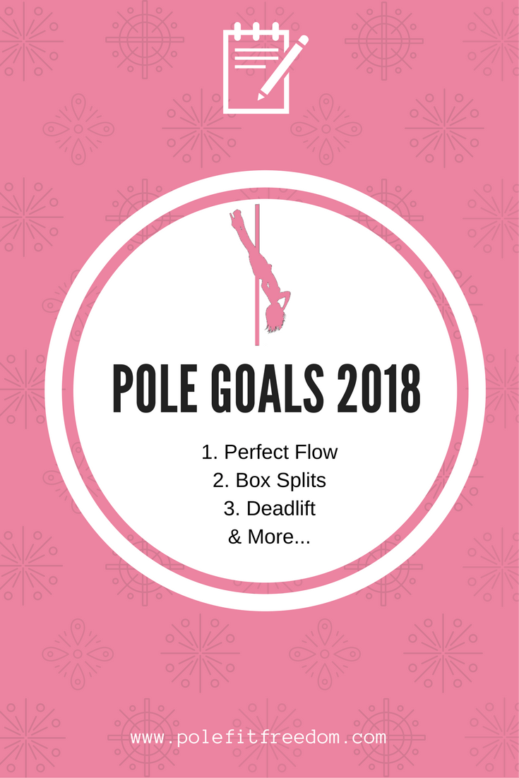 2018 Pole Goals - Pole Inspiration