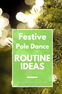 Christmas songs for pole dancing routines, pole fitness inspiration, dance routines