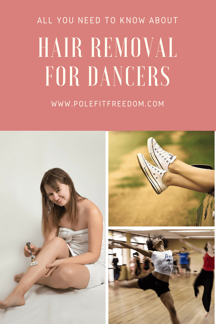 Hair Removal For Dancers - Al you need to know