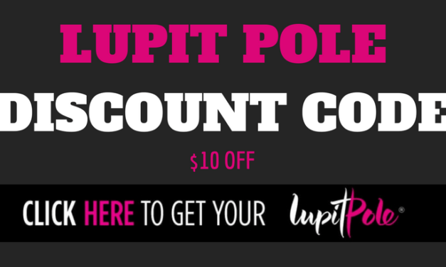 Lupit Pole Coupon Code: $10/€10 Off Your Next Purchase!