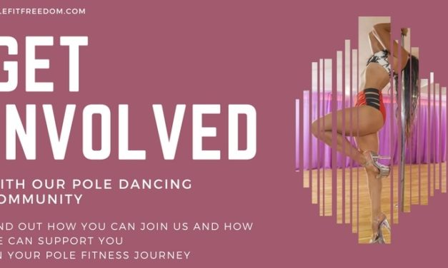6 Ways to Get Involved in Our Pole Dance Community