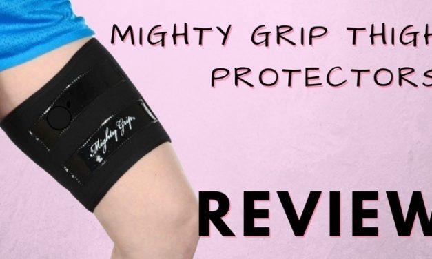 Mighty Grip Thigh Protectors Review