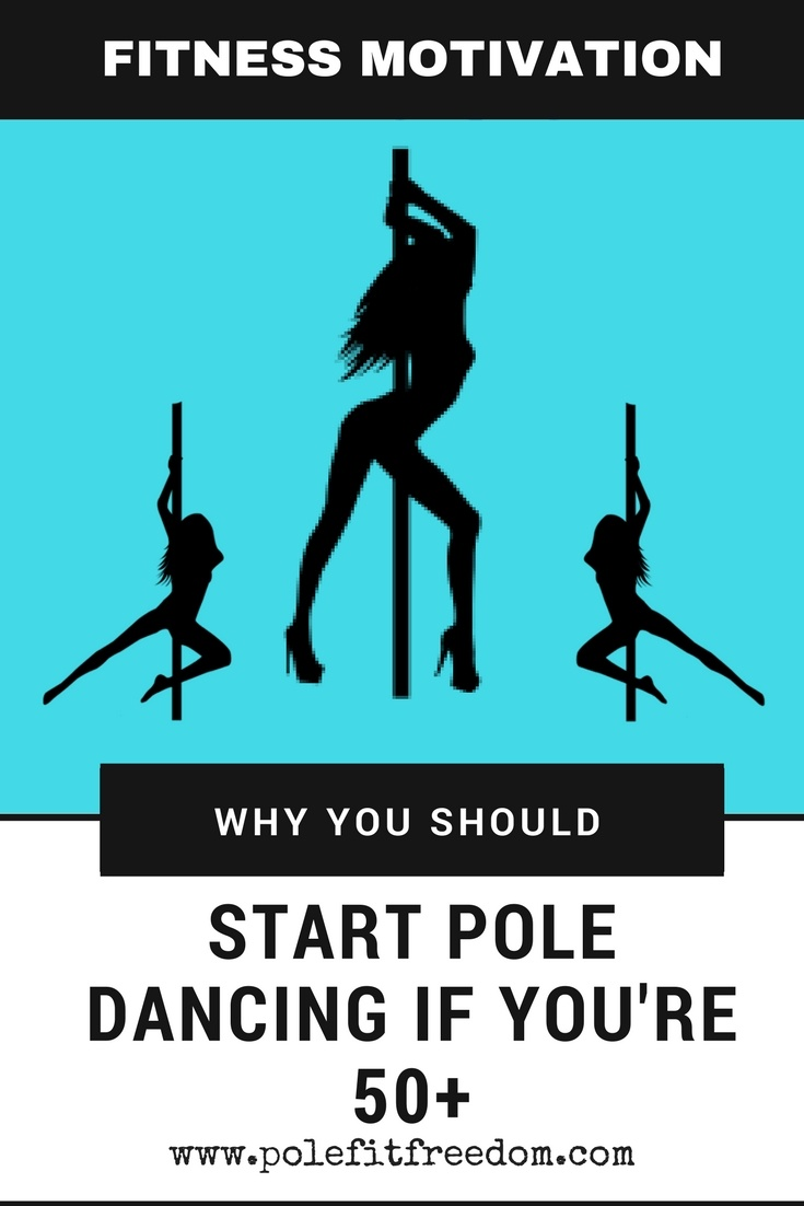 Why you should start pole dancing lessons if you're over 50 - fitness tips and motivation for 50+