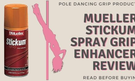 Review of Mueller Stickum Spray Grip Enhancer