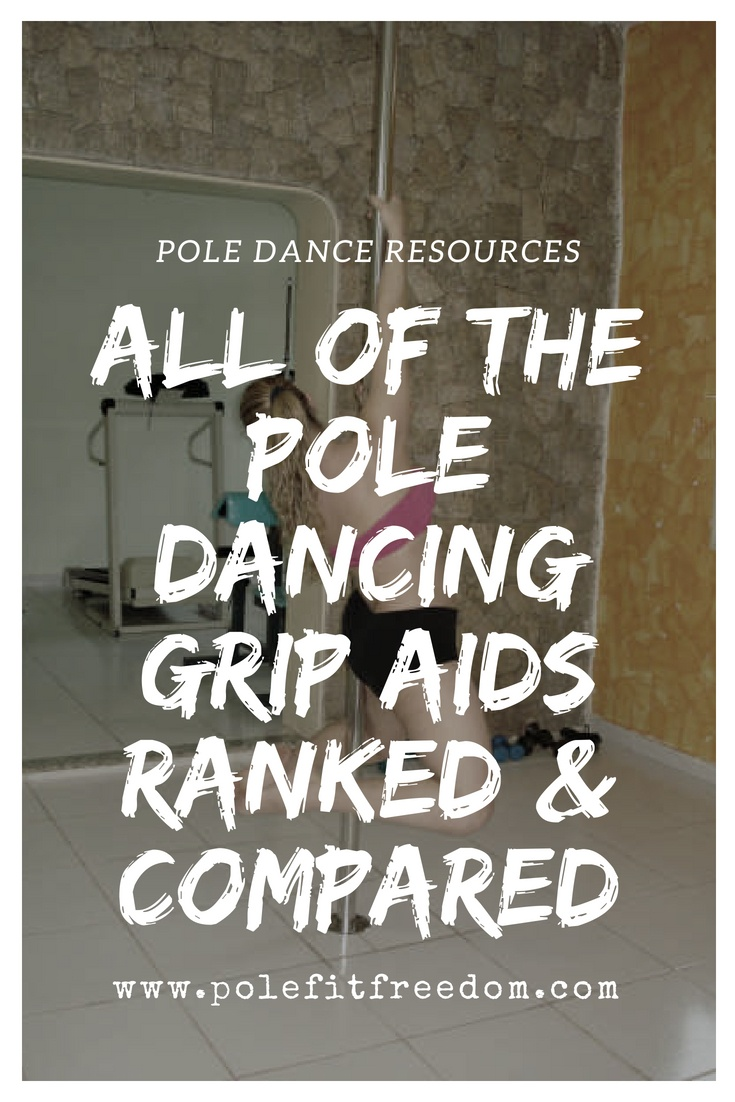 All of the pole dancing grip aids ranked and compared