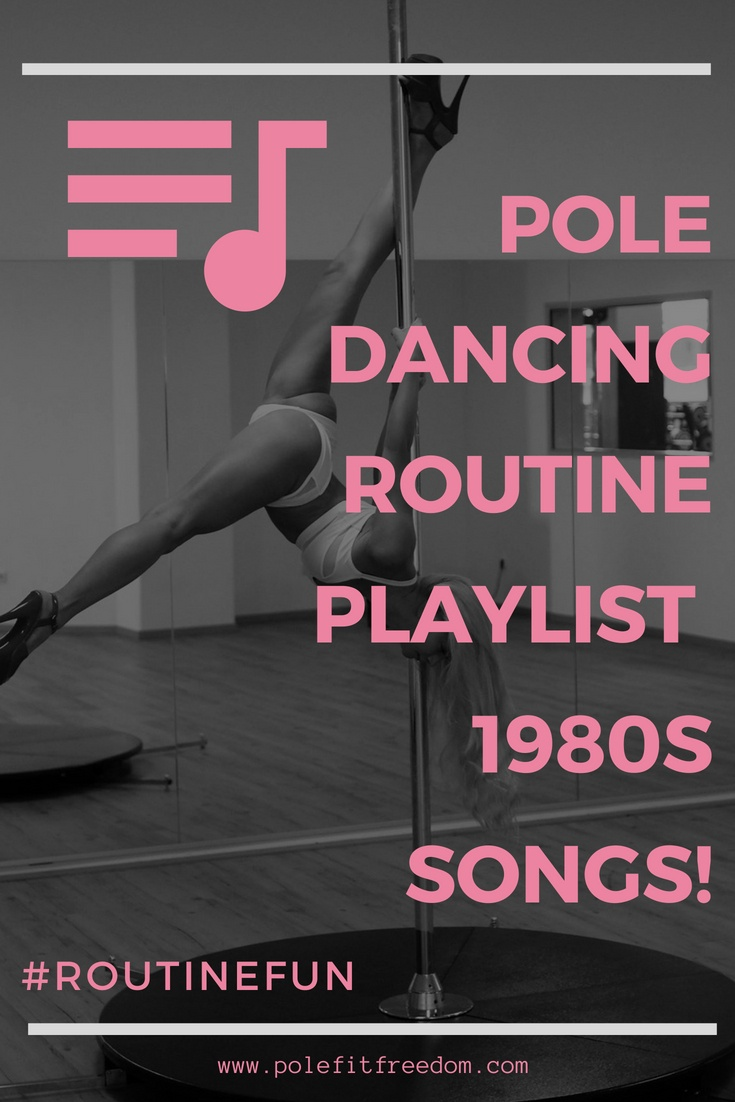 80s Songs for Pole Dancing Routines