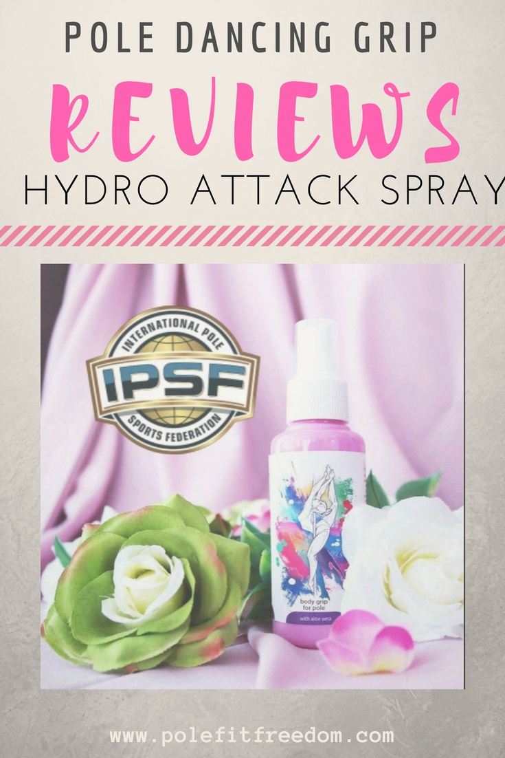 Hydro Attack Grip Spray Review
