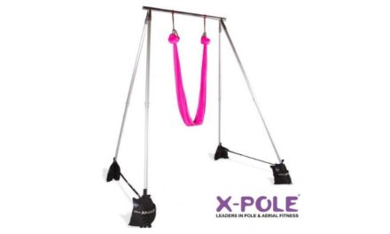 X Pole A-Frame Freestanding Aerial Rig Review