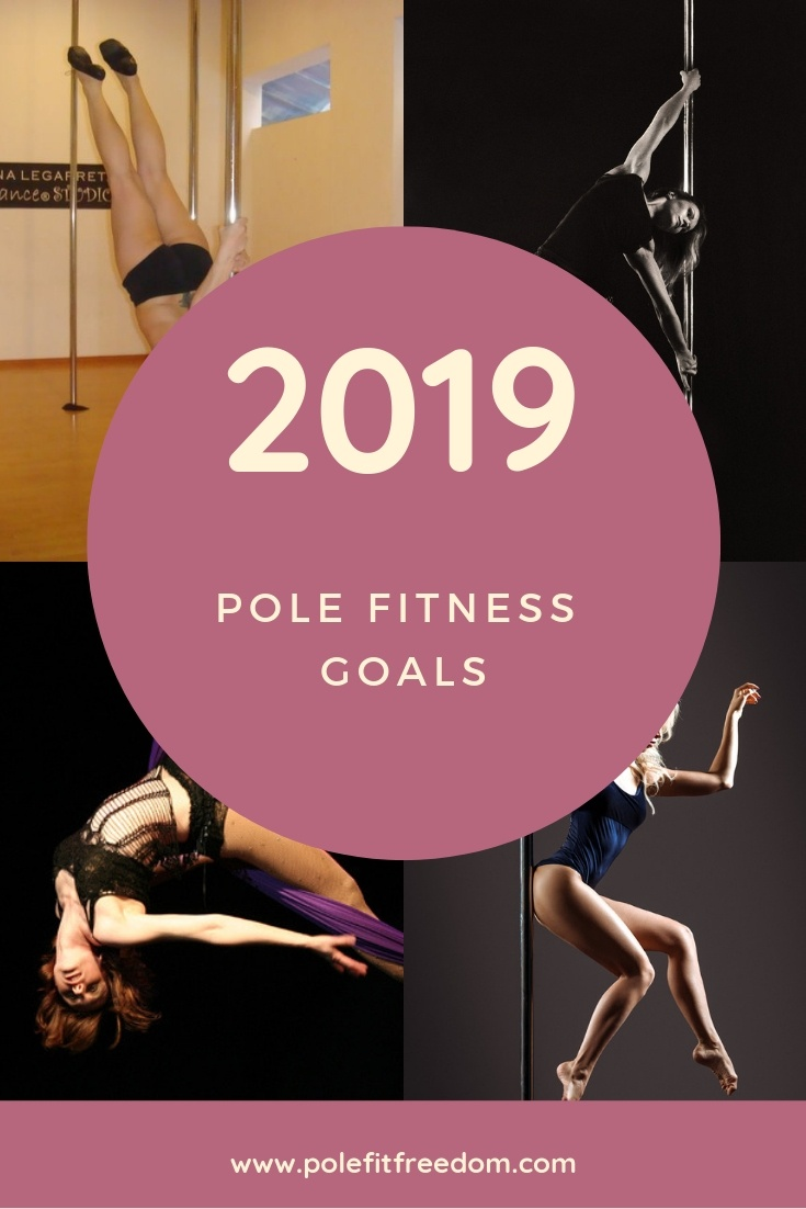 2019 Pole Fitness Goals