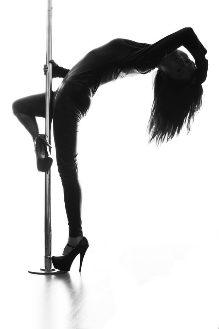 Pole Dance Photo Shoot