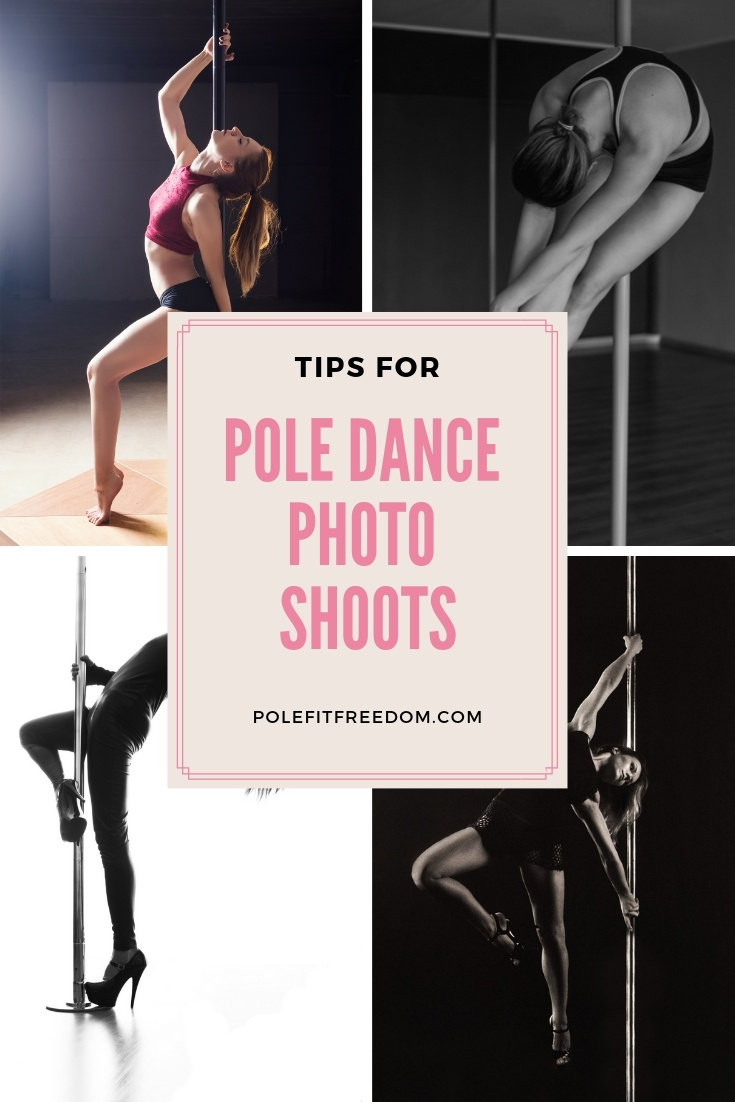 Tips for Pole Dance Photo Shoots